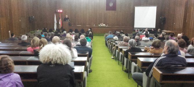 """Одржано предавање на тему """"Зашто смо тако вешти у осуђивању и оговарању ближњих"""" у Сремској Митровици"""