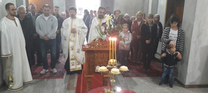 Прослављена слава храма Св. Кирила и Методија у Сремској Митровици