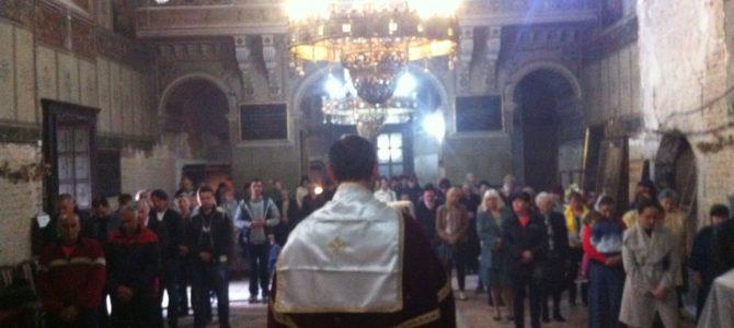 Прослављен празник Свети Василије Острошки у Храму Силаска Светог Духа на апостоле у Руми