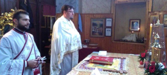 Прослава Преноса моштију Светог оца Николаја у сремскомитровачком намесништву