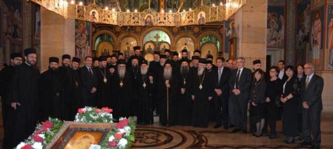 Патријарх и Архијереји посетили Крушевац
