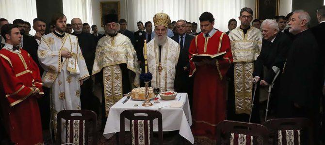 Слава Богословије Светог Саве у Београду