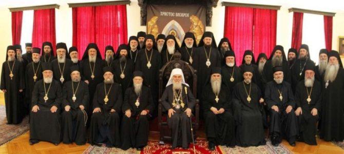 Сабор СПЦ почиње у недељу у Пећкој Патријаршији