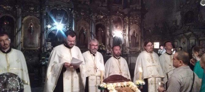 Служена Света тајна јелеосвећења у манастиру Врдник – Раваници Сремској