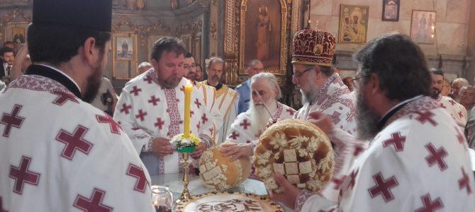 Саборно прослављен Видовдан у манастиру Врдник – Раваници Сремској