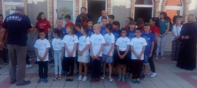 Одржан шести Сабор деце у Храму Сабора Српских Светитеља у Руми