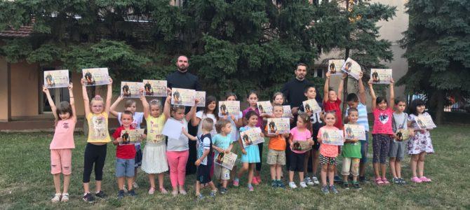 Година породице – Дечије игре у Угриновцима