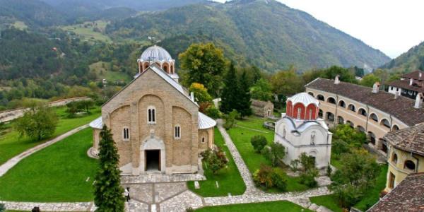 Студеница међу манастирима европске културне баштине