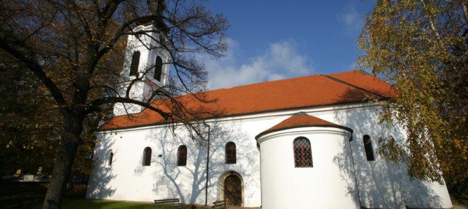 Његово Преосвештенство Епископ сремски Г. Василије служио у Доњој Цркви у Сремским Карловцима
