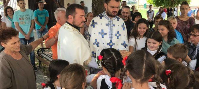 Празник Успења Пресвете Богородице у Љукову