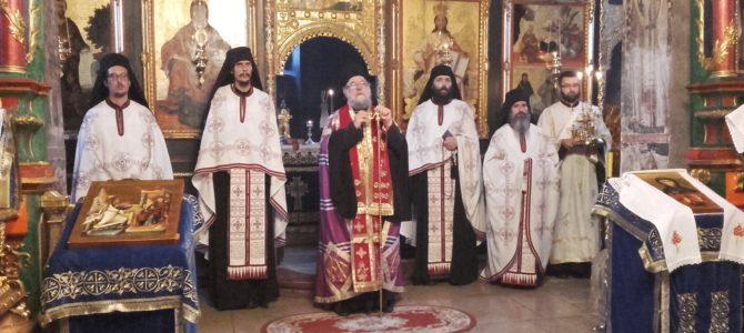 Свечано прослављен празник Преподобне мајке Ангелине у манастиру Крушедол