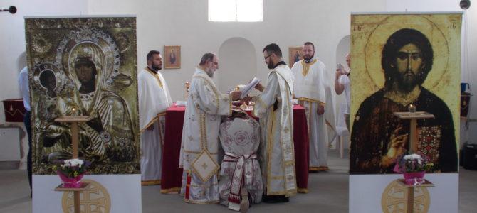 Прослављена слава храма Светих сирмијумских мученика у Сремској Митровици