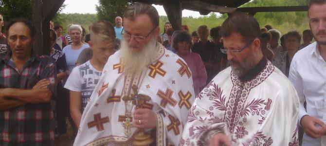 Прослављена слава Капеле водице Свете Петке Трнове, Мученице римске, у Бешки