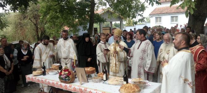 Прослављена слава манастира Света Петка – Беркасово