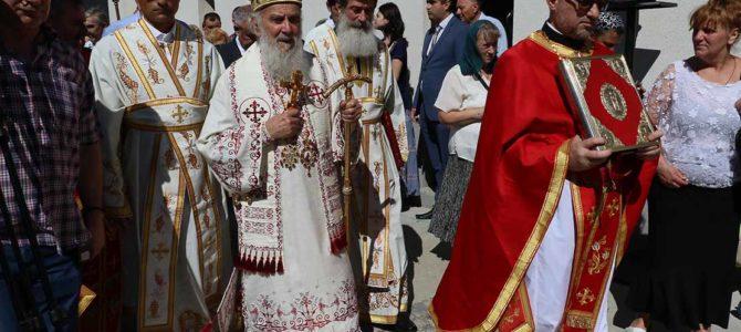 Његова Светост Патријарх српски г. Иринеј служио у храму Светог пророка Илије у Миријеву