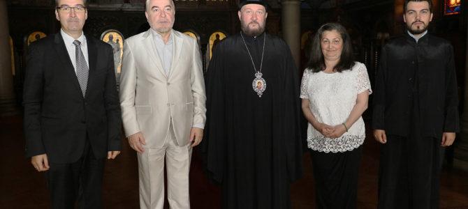 Викарни Владика Патријарха српског примио делегацију научника