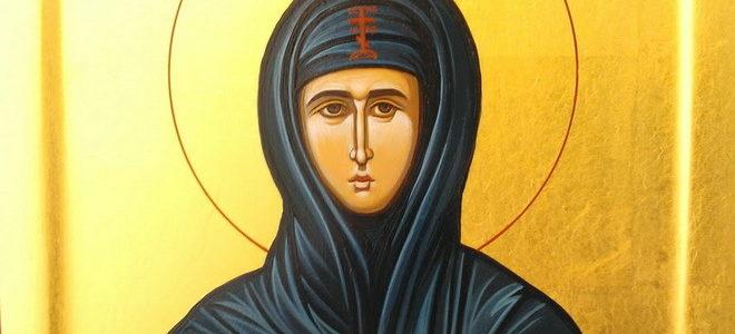 Преподобна Ангелина – Мајка Небеске доброте и милости!