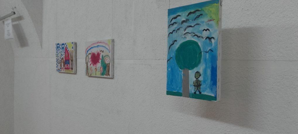 Сионска сабрања 2017 – отворена изложба ликовних радова деце са сметњама у развоју и инвалидитетом у Завичајном музеју Рума