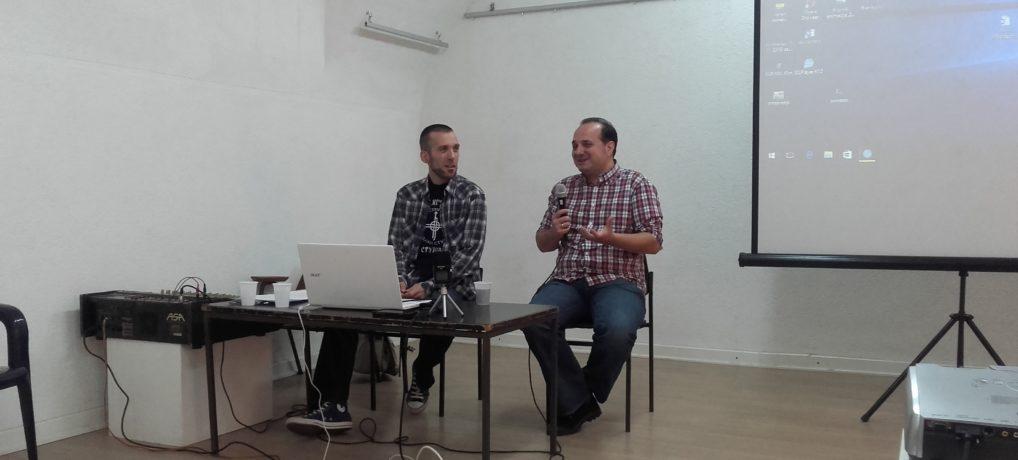 """Сионска сабрања 2017 – одржана трибина """"Мисија и музика"""" у Завичајном музеју Рума"""