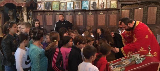 Молитва за успешан почетак школске године у Буђановцима