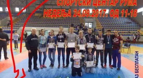 НАЈАВА: КУП Србије у асаут саватеу у Спортском центру Рума