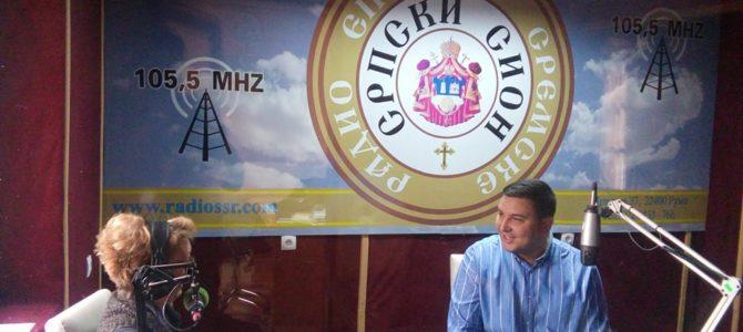 ИМАМО ГОСТА: шеф одељења за локални и економски развој Драган Косановић