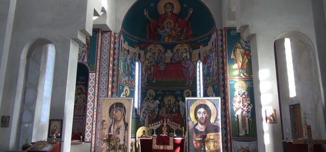НАЈАВА: Слава храма Сабора Српских Светитеља у Руми