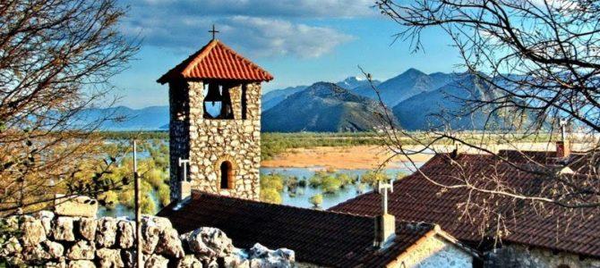 Шесто година манастира Ком на Скадарском језеру