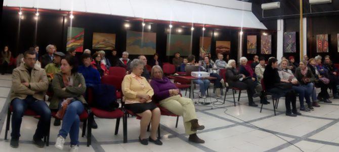 """Одржано филмско вече: документарни филм """"СВЕТА ПЕТКА"""" у КЦ-у Рума"""