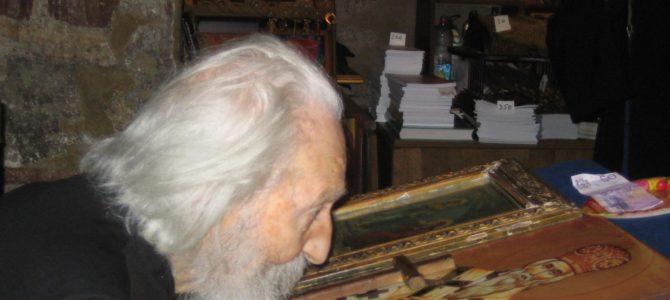 Тајна исцељења патријарха Павла