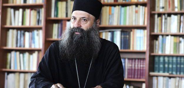 ХРТ1: Интервју митрополита Порфирија
