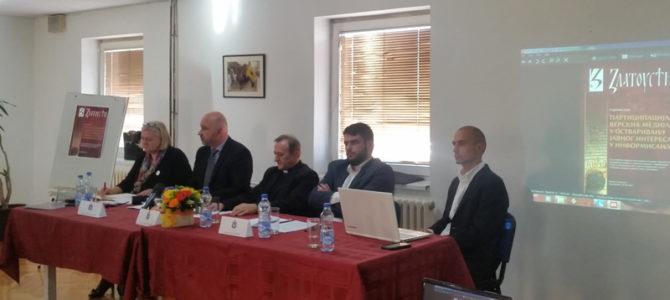 """Одржан стручни скуп на тему """"Партиципација верских медија у остваривању јавног интереса у информисању"""" у Крагујевцу"""