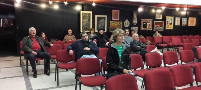 """Одржана пројекција филмова """"ЦИКЛУС НОРДИЈСКА ПАНОРАМА 1"""" у КЦ-у Рума"""