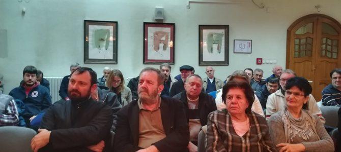"""Одржано предавање на тему """"ПРИСАЈЕДИЊЕЊЕ СРЕМА, БАНАТА, БАЧКЕ И БАРАЊЕ СРБИЈИ"""" у Градској библиотеци Рума"""