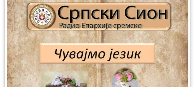 ЧУВАЈМО ЈЕЗИК: предајући или предавајући