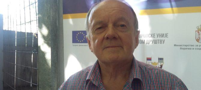ИМАМО ГОСТА: директор Центра за социјални рад у Руми Слободан Красић (Звучни запис)