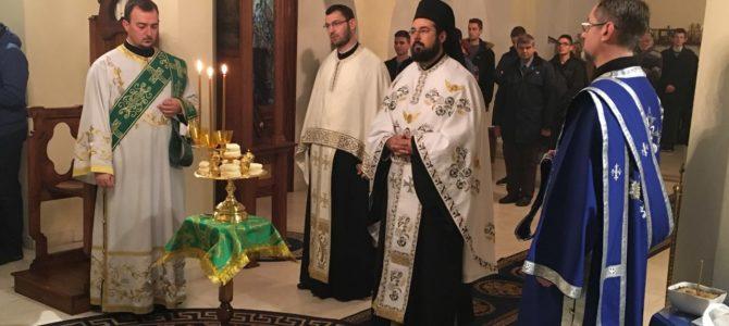 Празник Светог Нектарија Егинског у Сремским Карловцима