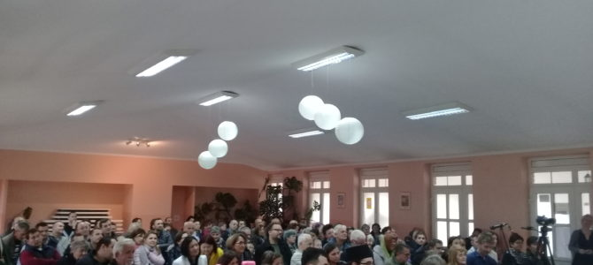 """Одржано предавање на тему """"РУСКА ЦРКВА И ПОРОДИЦА"""" у Батајници"""