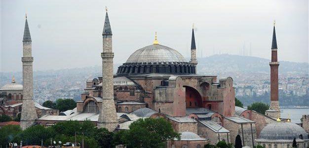 Света Софија данас навршава 1480 година од свог освећења