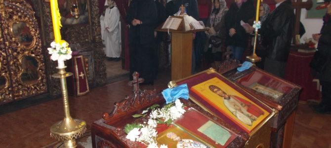 Литургијски прослављен Свети Мардарије Либертвилски у митровачком храму Св. Стефана