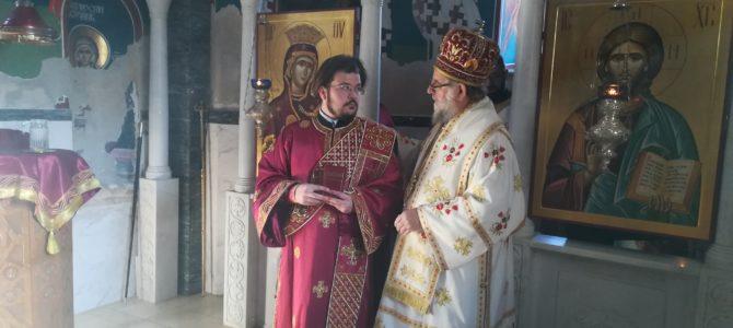 Света Архијерејска Литургија и рукоположење у манастиру Старо Хопово