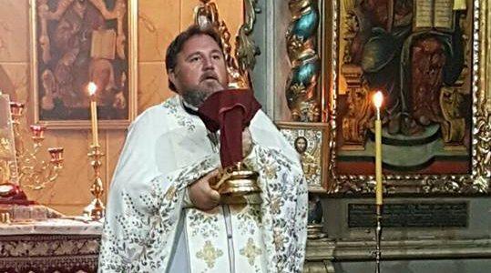 ЗАЈЕДНИЧАРЕЊЕ: јереј Бранислав Мишковић