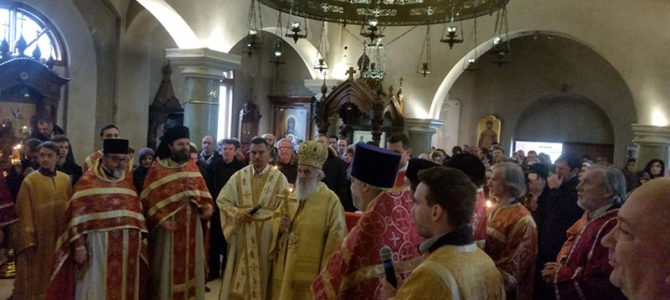 Девет година патријарашке службе Свјатјејшег г. Кирила