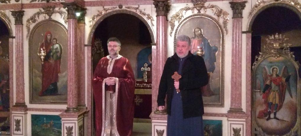 Састанак свештенства архијерејског намесништва старопазовачког