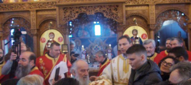 Литургија на празник Св. Атанасија Великог