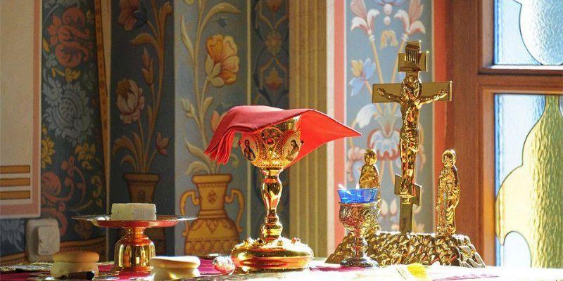 Патријарх Иринеј на Пређеосвећеној Литургији: Имајмо заједницу са Господом