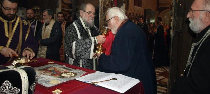 Исповест свештенства намесништва земунског
