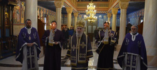 Патријарх богослужио у Покровској цркви