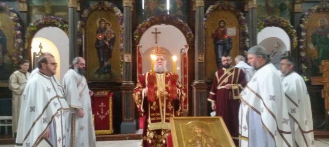 Рукоположење у манастиру Фенек