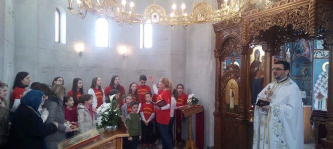 Недеља Православља у митровачком храму Светог Кирила и Методија